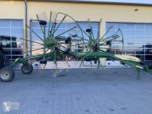 Kosenie lúk a sušenie sena Riadkovač Krone Swadro TS 740