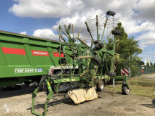 Andaineur double rotor central Krone Swadro 800/26