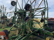 Andaineur double rotor central Krone Swadro 1400