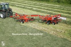Andaineur double rotor latéral KUHN GA6632