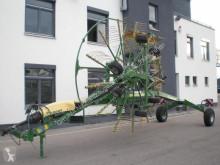 Ceifa Ancinho giratório rotor duplo lateral Krone Swadro TS 740