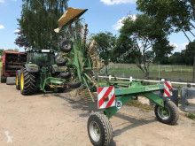 Andaineur double rotor latéral Krone Swadro 1201 A