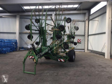Henificación Rastrillo doble rotor central Krone Swadro 1400