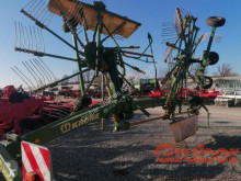 Ceifa Ancinho giratório rotor duplo lateral Krone Swadro 810