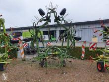 Krone haymaking