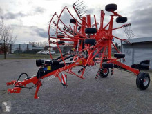 Andaineur double rotor central Kuhn GA 8131