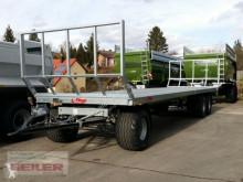 مقطورة زراعية Fliegl DPW 180 B mit BPW-Achsen منصة نقل الأعلاف جديد