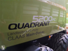 Presse à balles carrées Claas QUADRANT 5200 FC