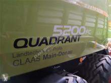 Claas QUADRANT 5200 FC tweedehands vierkante balenpers