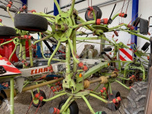 Ceifa Apanhador de feno Claas Volto 1050 T mit integriertem Transportfahrwerk