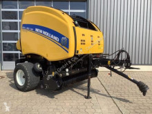 New Holland Press med runda balar begagnad