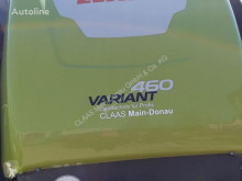 Claas Round baler VARIANT 460 RC TREND