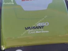 Press med runda balar Claas VARIANT 460 RC TREND
