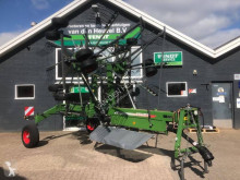 Andaineur double rotor central Fendt Former 880