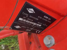 Henificación Kuhn GA 4121 Rastrillo usado