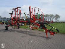 Ceifa Kuhn GA Ancinho giratório rotor duplo lateral usada