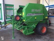 Kosenie lúk a sušenie sena Lis na okrúhle balíky McHale