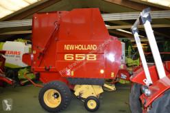 New Holland Hengerbálázó prés 658 Cropcutter