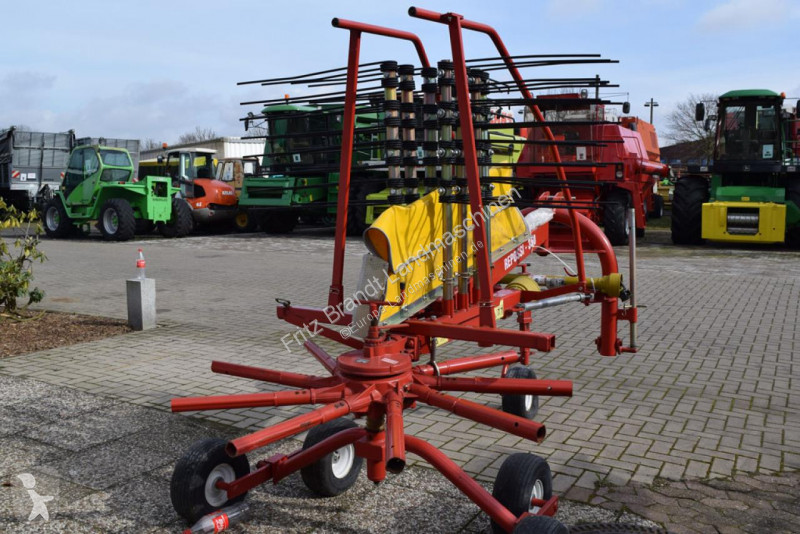 View images Nc Repossi 350/9T haymaking