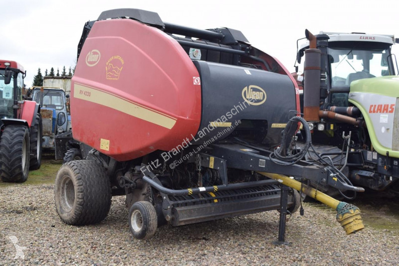 View images Vicon RV 4220 SC 14 haymaking