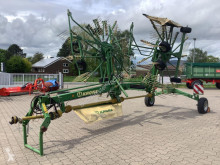 Andaineur double rotor latéral Krone Swadro 810