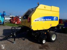 Henificación Rotoempacadora New Holland BR 750 FF