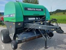 Deutz-Fahr Press med runda balar begagnad