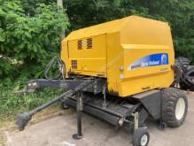 Henificación Rotoempacadora New Holland BR 6090 Crop Cutter