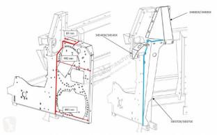 Capello Aratógép-alkatrészek Adapter (Umbausatz) Feldhäcksler für Maispflücker