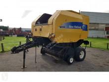 Henificación Rotoempacadora New Holland BR750A