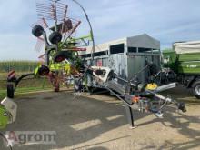 Kosenie lúk a sušenie sena Claas Liner 1600 Riadkovač ojazdený