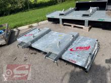 Equipamentos de obras varadora Fliegl Kehrbesen Löwe 2 Meter mit Stapler/Euroaufnahme