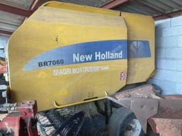 New Holland tweedehands Ronde balenpers