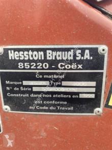 Hesston Hengerbálázó prés