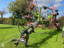 Andaineur double rotor latéral Claas Liner 1700 Twin