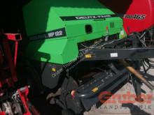 Deutz-Fahr MP-122 OptiCut Press med runda balar begagnad