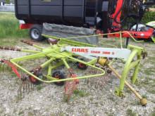 Kosenie lúk a sušenie sena Riadkovač Claas LINER 380 S Schwader