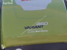 Presă baloţi rotunzi Claas VARIANT 460 RC TREND