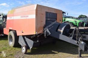 Балопреса за квадратни бали средна плътност Greenland CB8080 Enterprise