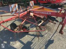 Сеносъбирач двоен ротор за страничен откос Pöttinger TOP 420 N