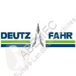 Vedeţi fotografiile Cositul fânului Deutz-Fahr Fahr MP 235 Ronde balen pers-wikkelcombinatie