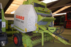 View images Claas Variant 280 haymaking