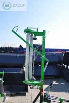 Vedeţi fotografiile Cositul fânului nc Inter-Tech - Self loading bale wraper neuf