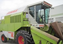 Moissonneuse-batteuse Claas DOMINATOR 98 SL
