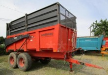 Remolque agrícola Sodimac Orca 122 volquete monocasco usado