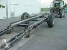 used Header trailer
