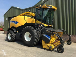New Holland FR 9050 harvest
