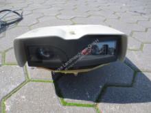 Claas Laserpilot links mit Halterung