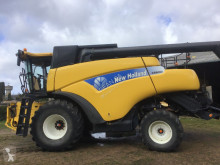 Moisson Cosechadora-trilladora New Holland CR 9080