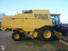 New Holland TX 68 plus used Combine harvester